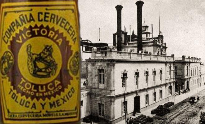 cerveza victoria de toluca