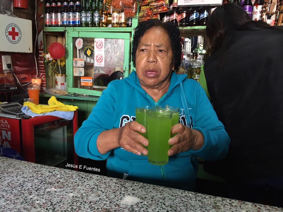Doña Rufis Bar 2 de Abril Garañona