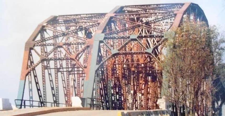 Conoce al puente hermano de la torre Eiffel de París en el Edomex