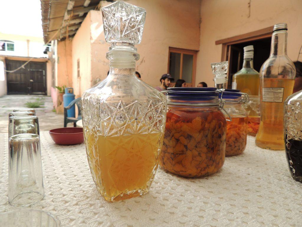 Recorrido Artesanal de mezcal, licor y rebozo con salida en Toluca