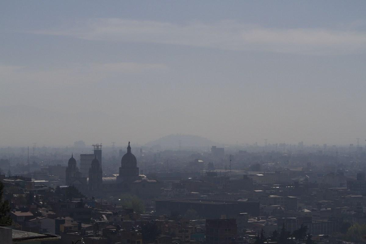 Contaminación, calidad del aire, clima Toluca