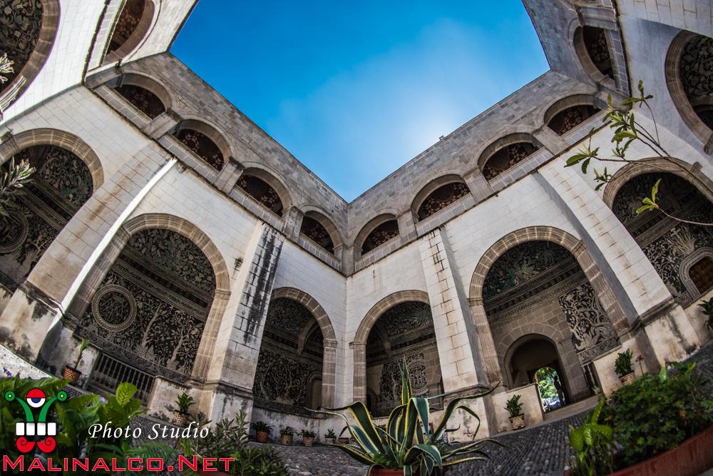 Malinalco Convento Agustino