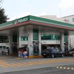 Gasolinera Excama de priedra en Toluca vende gasolina en $12.97