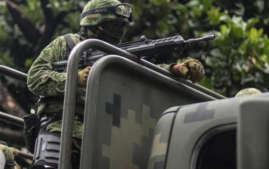 Guardia Nacional, Ejercito Mexicano