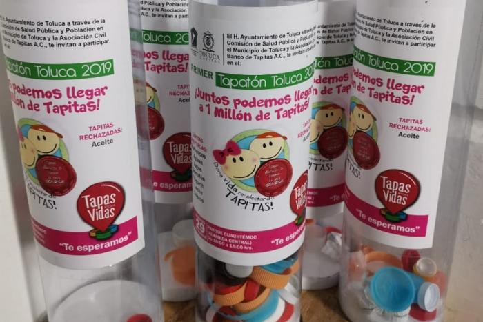 Tapatón Toluca 2019 por quimioterapias para niños