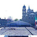 Ingresan 3 mil 300 cadetes a la Academia de Policía