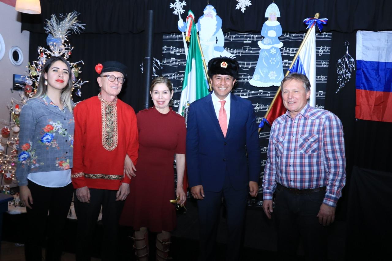 Centro Cultural de Rusia en Toluca