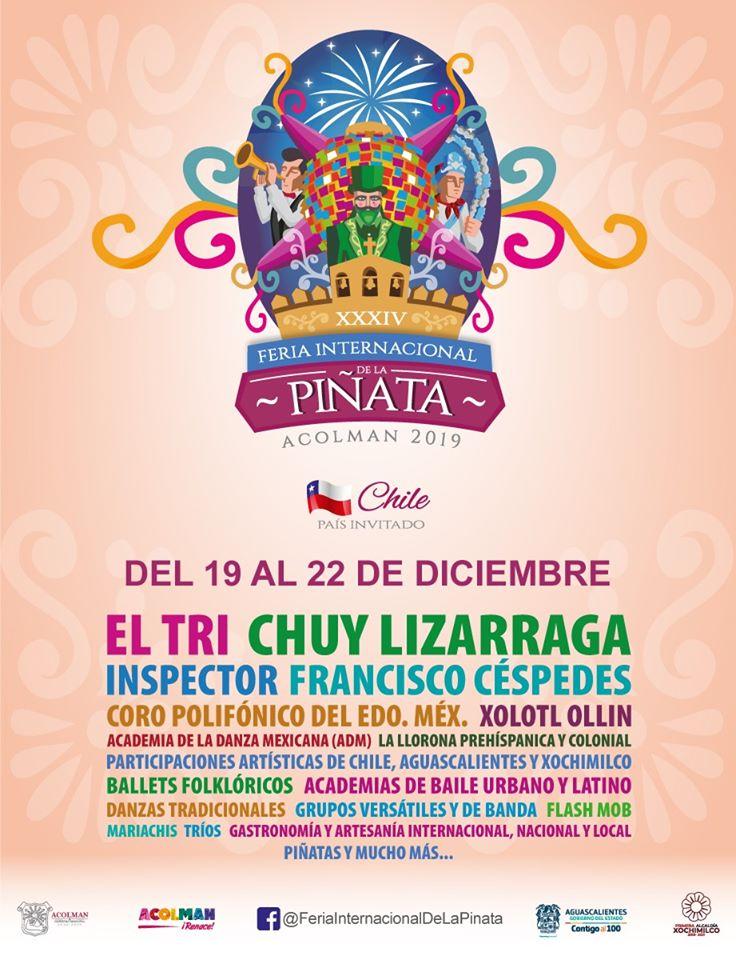 Feria de la piñata en Acolman