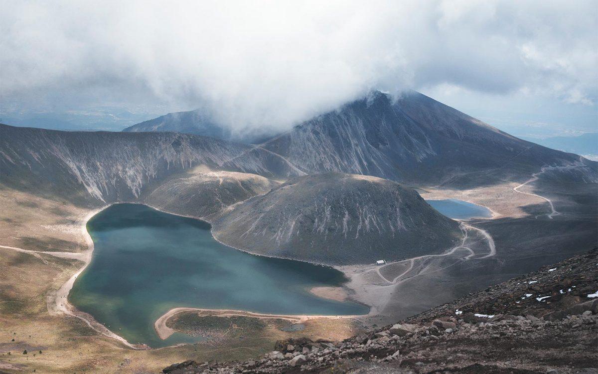 Leyenda de los hermanos sacerdotes del Nevado de Toluca