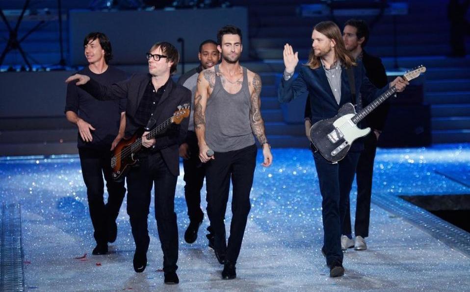 Maroon 5 anuncia concierto en CDMX