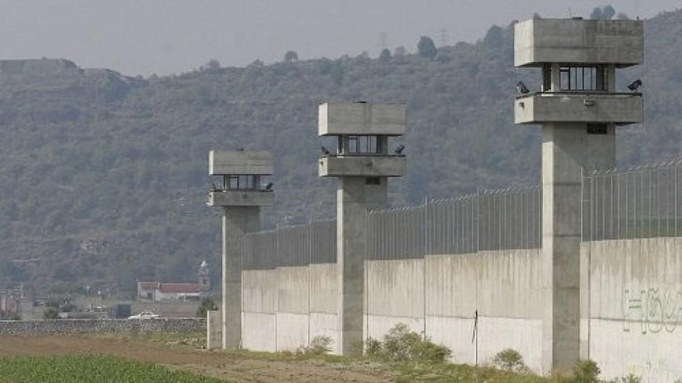 La riña en el penal de Tenango del Valle dejo un muerto
