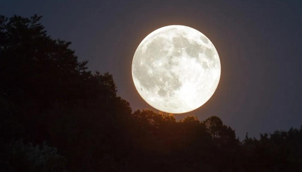 última luna llena