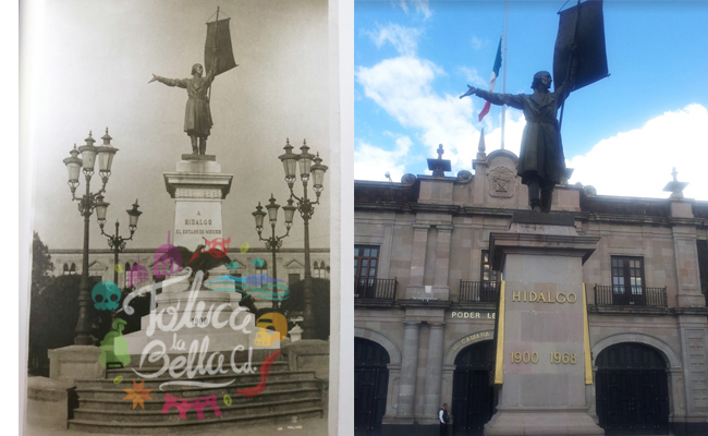 Ayer-y-hoy-toluca-la-bella-cd-miguel-hidalgo-plaza-de-los-mártires