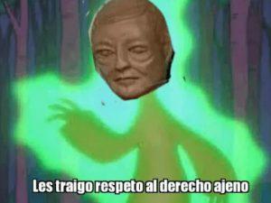 Meme Benito Juarez