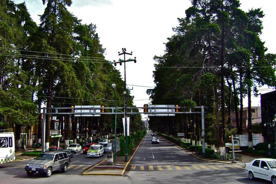 Paseo Colón de Toluca