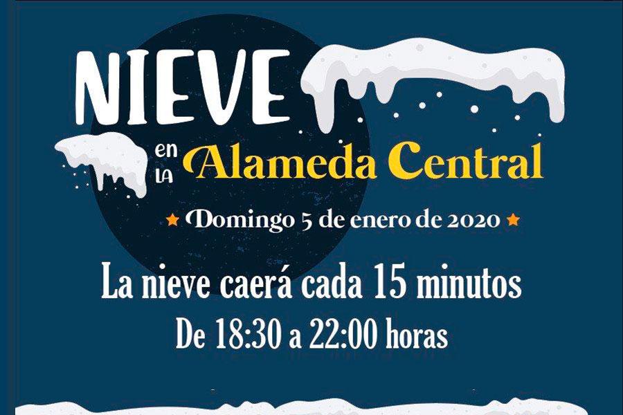Programa Cabalgata de Reyes Magos en Toluca