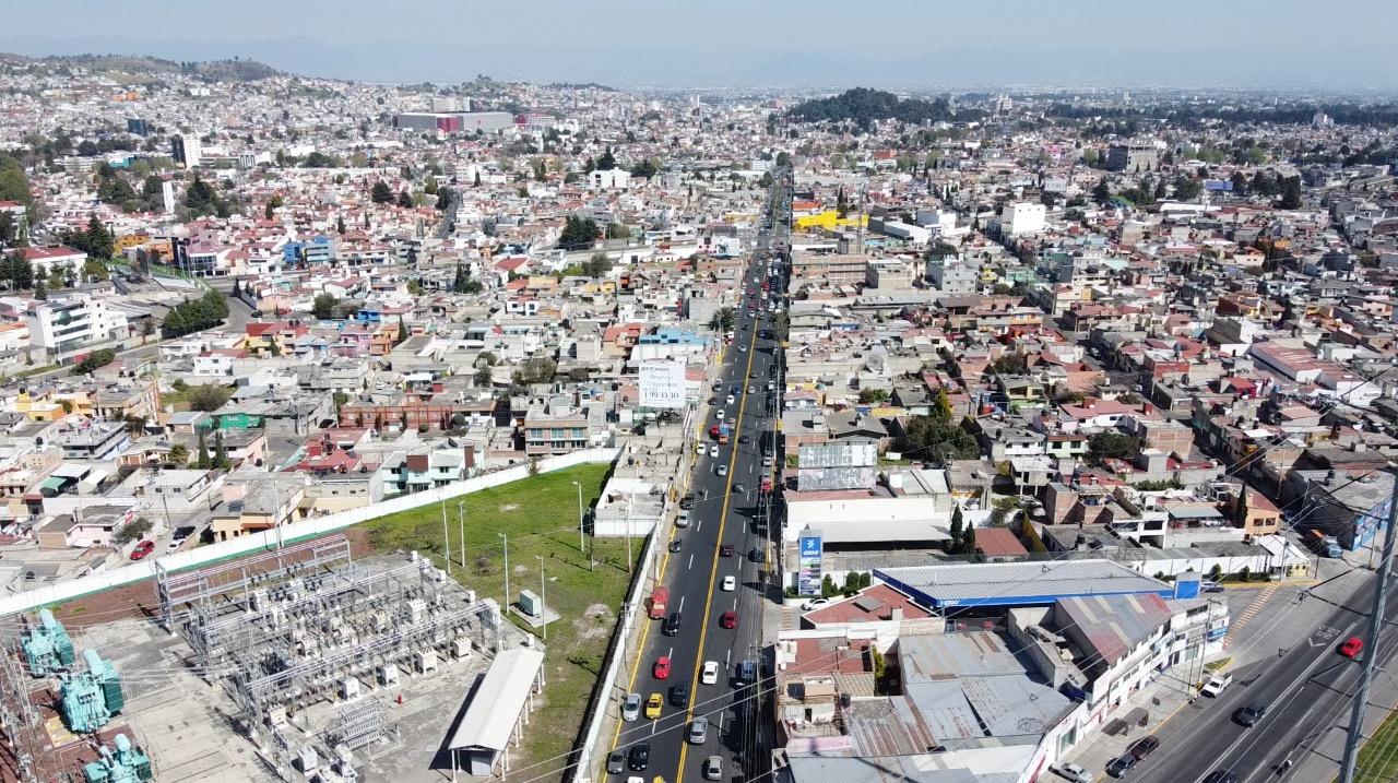 Reencarperado y pavimentación en Toluca