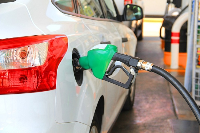 Precio de la gasolina