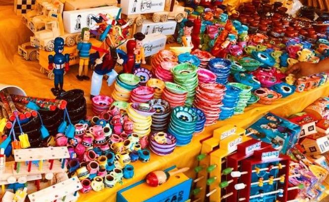 festival del juguete tradicional mexicano