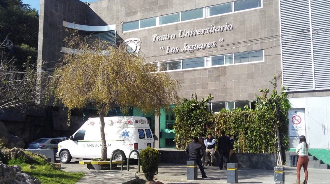 Encuentran muerta a maestra en Teatro de los Jaguares