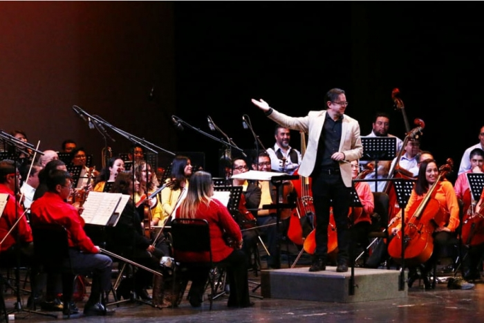 XVI Magno Concierto Navideño de la Ciudad de Toluca