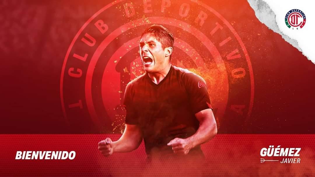 Toluca Fc cierra su cuarto refuerzo de cara al Clausura 2020