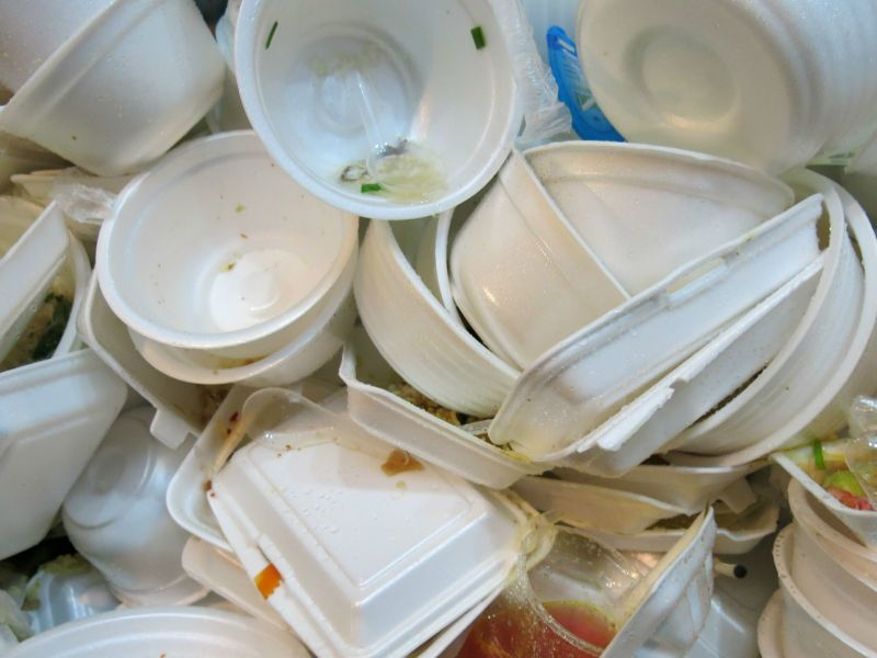 Contaminación por residuos