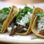 Tacos de suadero receta