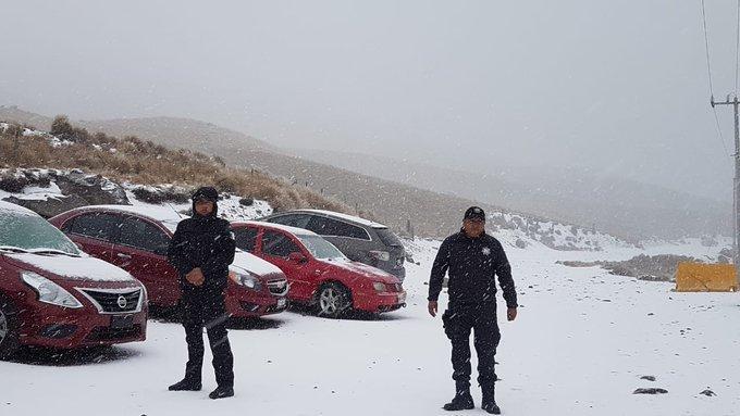FOTOGALERÍA Las mejores postales del Nevado de Toluca 2