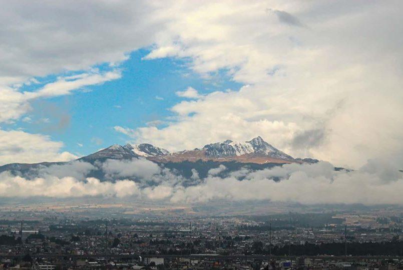 FOTOGALERÍA Las mejores postales del Nevado de Toluca