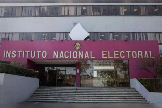 INE abre convocatoria para ocupar plazas