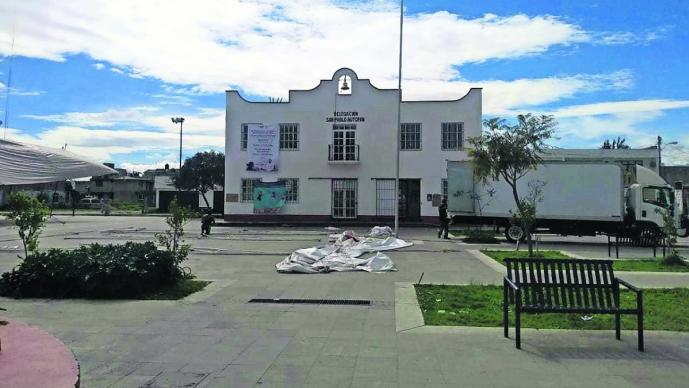 Piden a la Guardia Nacional en San Pablo Autopan