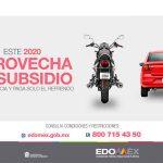 Refrendo EdoMex y Tenencia vehicular
