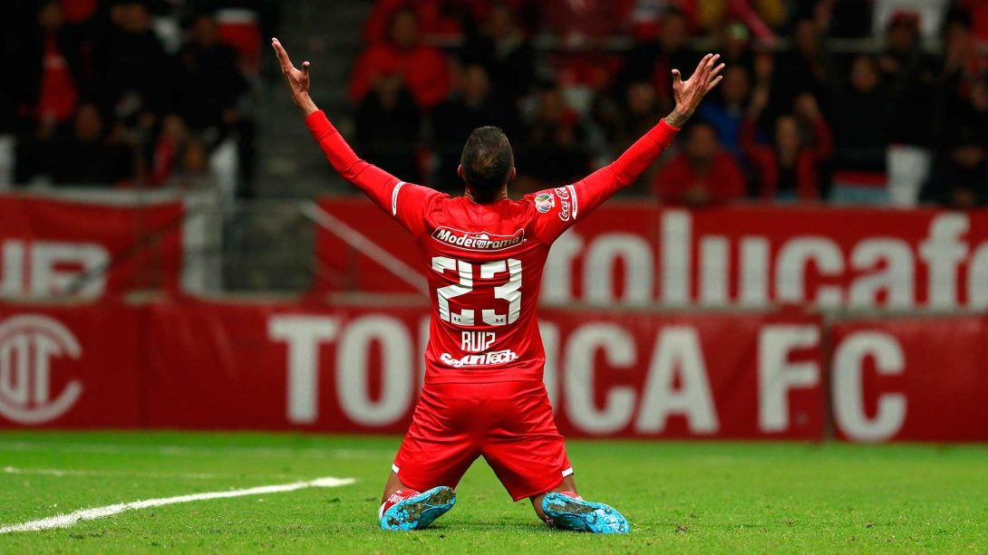 Toluca FC vs Atlas Octavos de Final de la Copa MX