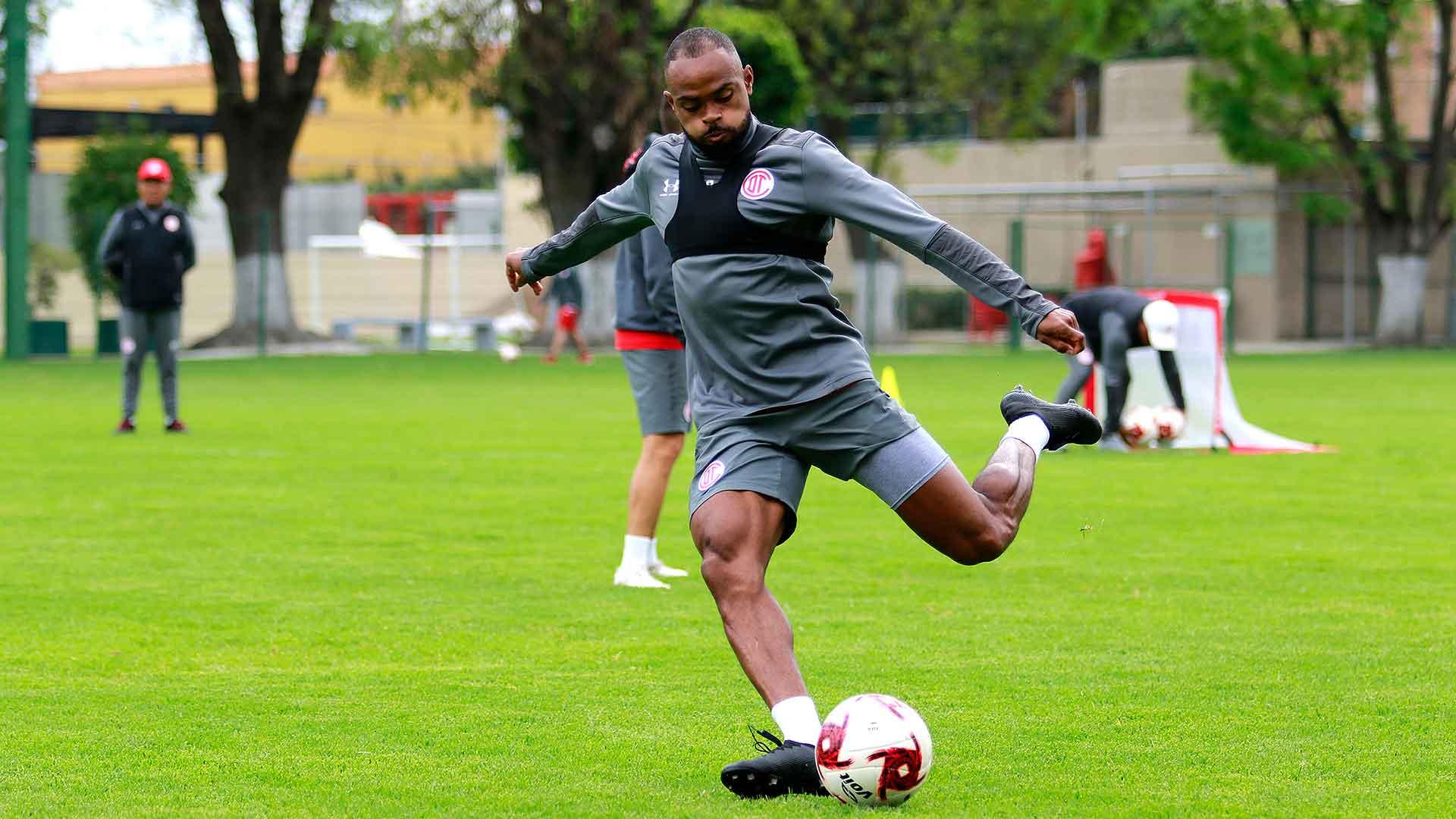 William Da Silva Toluca FC