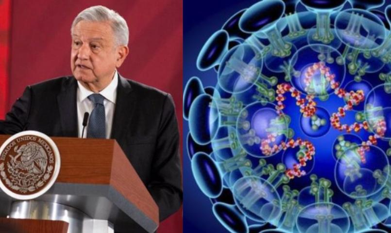dos casos de coronavirus en México