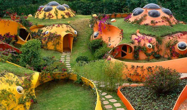 El Nido de Quetzalcóatl, un rincón de color y arte en el Estado de México