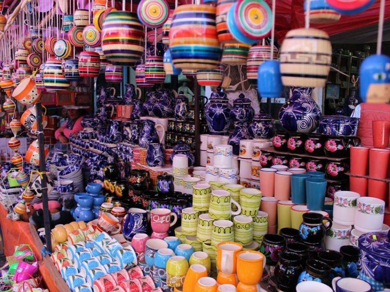 Feria del jarro 2020 en Tenancingo Degollado, EdoMéx