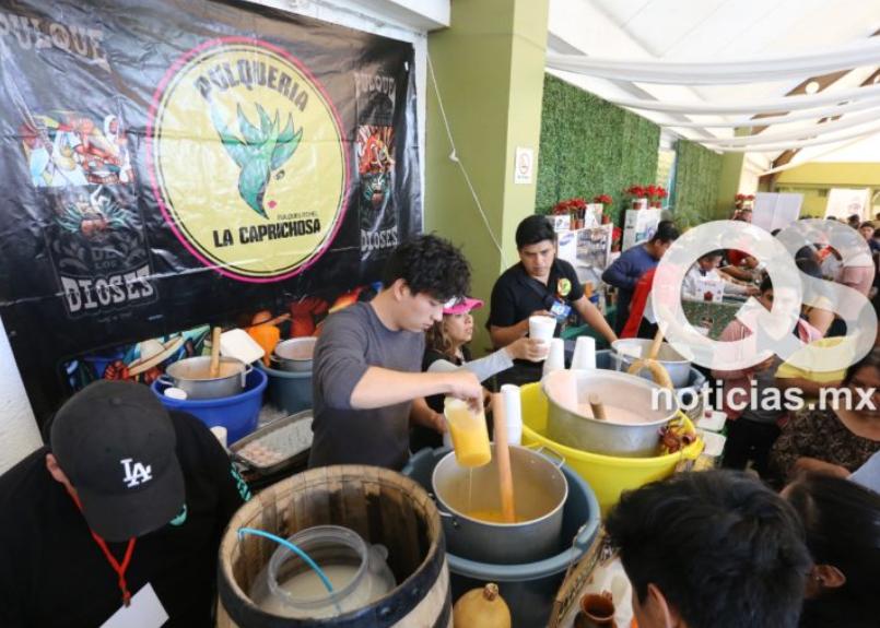 Feria del Pulque y el Pozole en Toluca