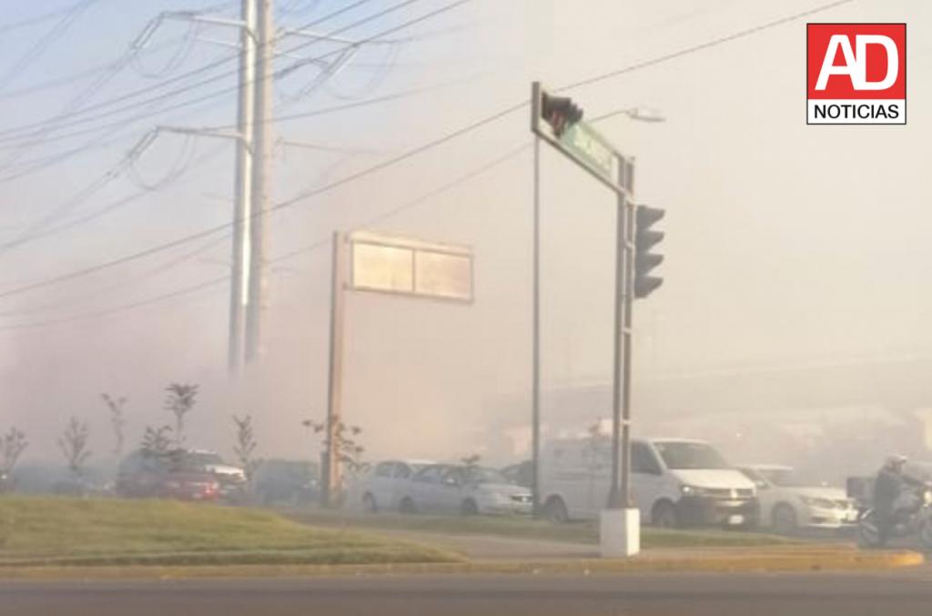 Incendio Av. Las Torres y Venustiano Carranza Toluca