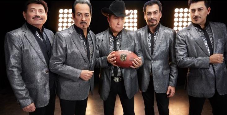 Tigres del Norte al Super Bowl