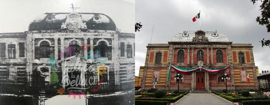Ayer y Hoy Toluca || Escuela Normal de Profesores de Toluca