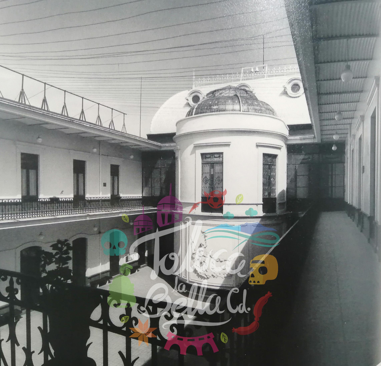 Fotogalería Ayer y Hoy Toluca Escuela Normal de Profesores de Toluca