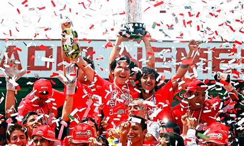 Campeonato Bicentenario 2010 Toluca FC