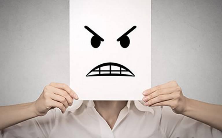 Estudio revela que enojarse es bueno para la salud