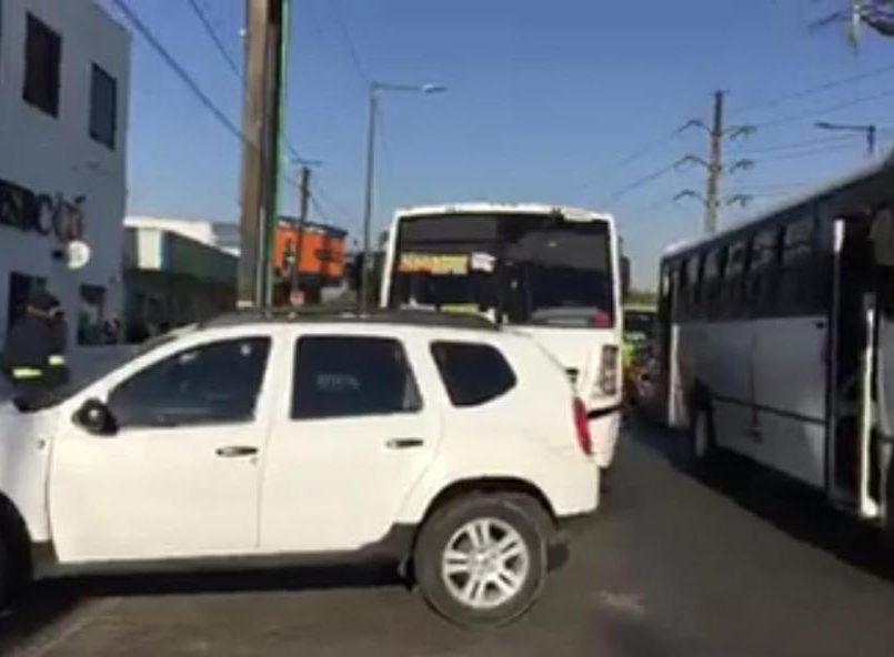 Matan a balazos a usuario del transporte publico en el Edomex
