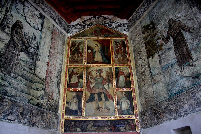 Toluca recomienda Museo Virreinal de Zinacantepec