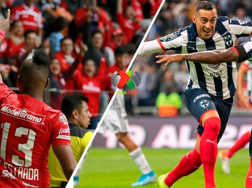 Toluca vs Rayados de Monterrey, Horario, canal y transmisión online