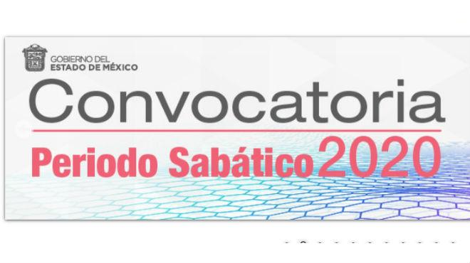 convocatoria-periodo-sabatico-edomex-2020