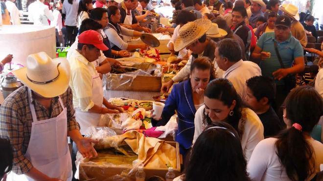 Carnaval y Feria de la Barbacoa en Capulhuac, EdoMéx
